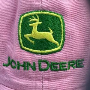 John Deere hat never worn